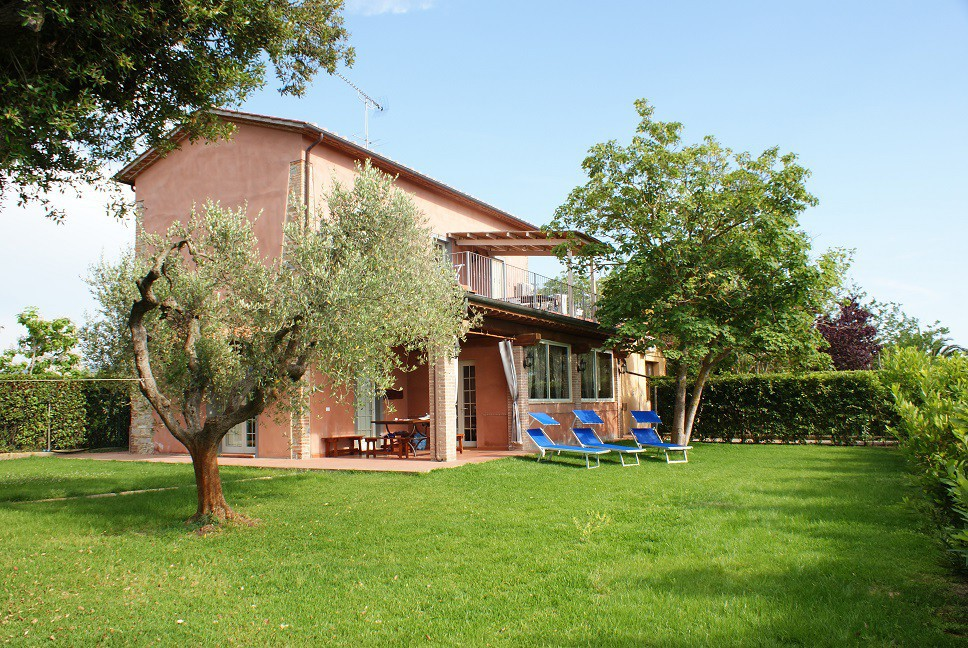 Country house with pool and private garden - Castagneto Carducci