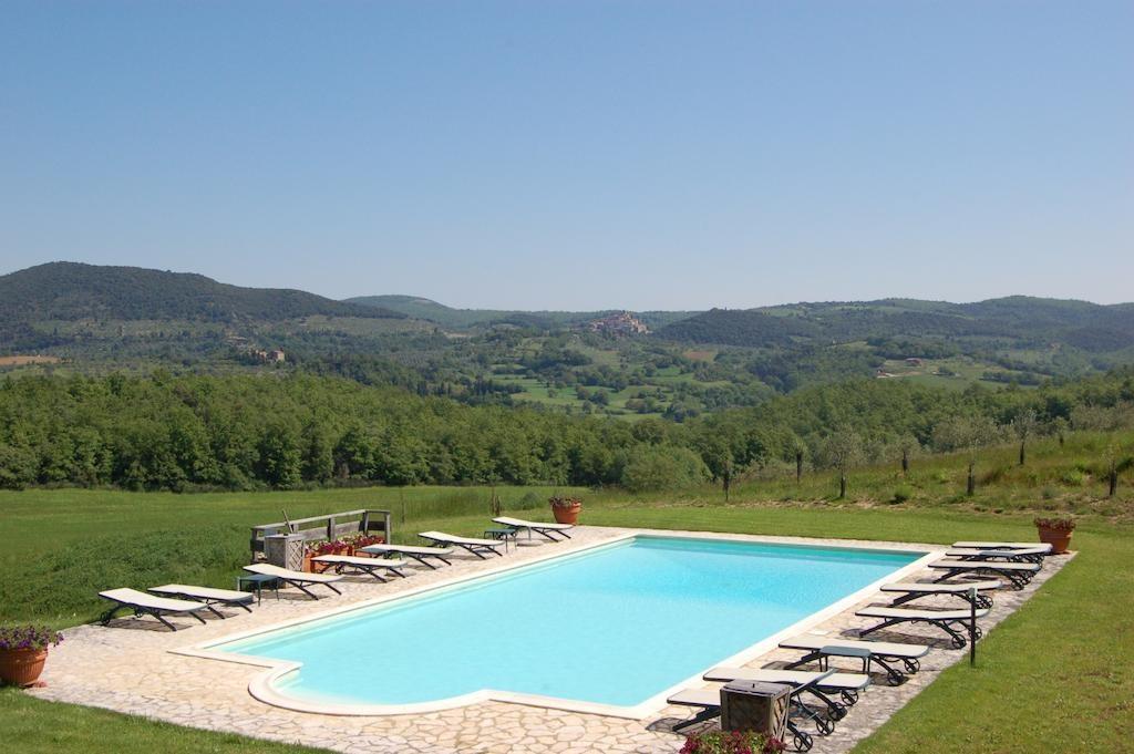 Family Suite with Swimming Pool, Restaurant in Trequanda - Trequanda