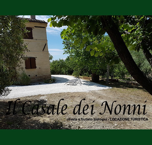 Bauernhaus Santa Maria Nuova - Santa Maria Nuova