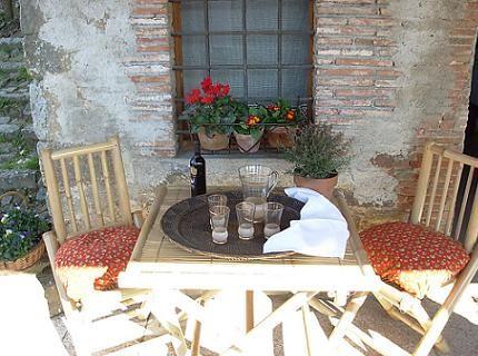 Terratetto Rustico con Piscina e Terrazza Panoramica - Bagni di Lucca