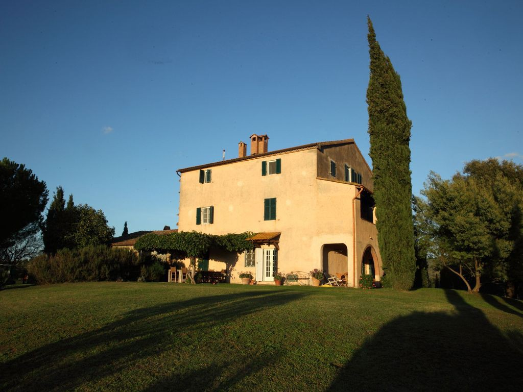house between the Maremma hills with swimming pool - Magliano in Toscana
