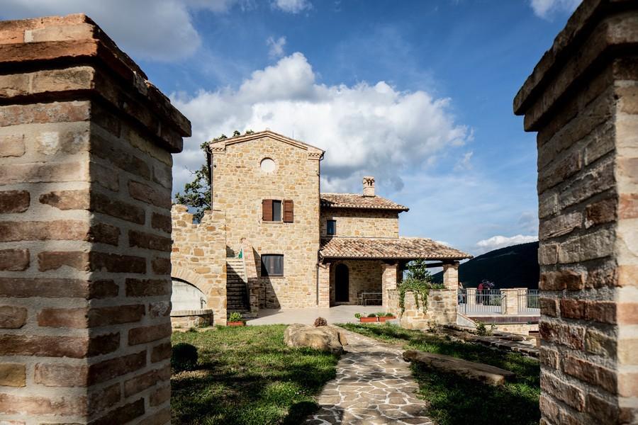 Maison de campagne/ferme Castelraimondo - Castelraimondo