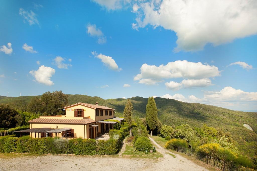 Country/Farmhouse Riparbella - Riparbella