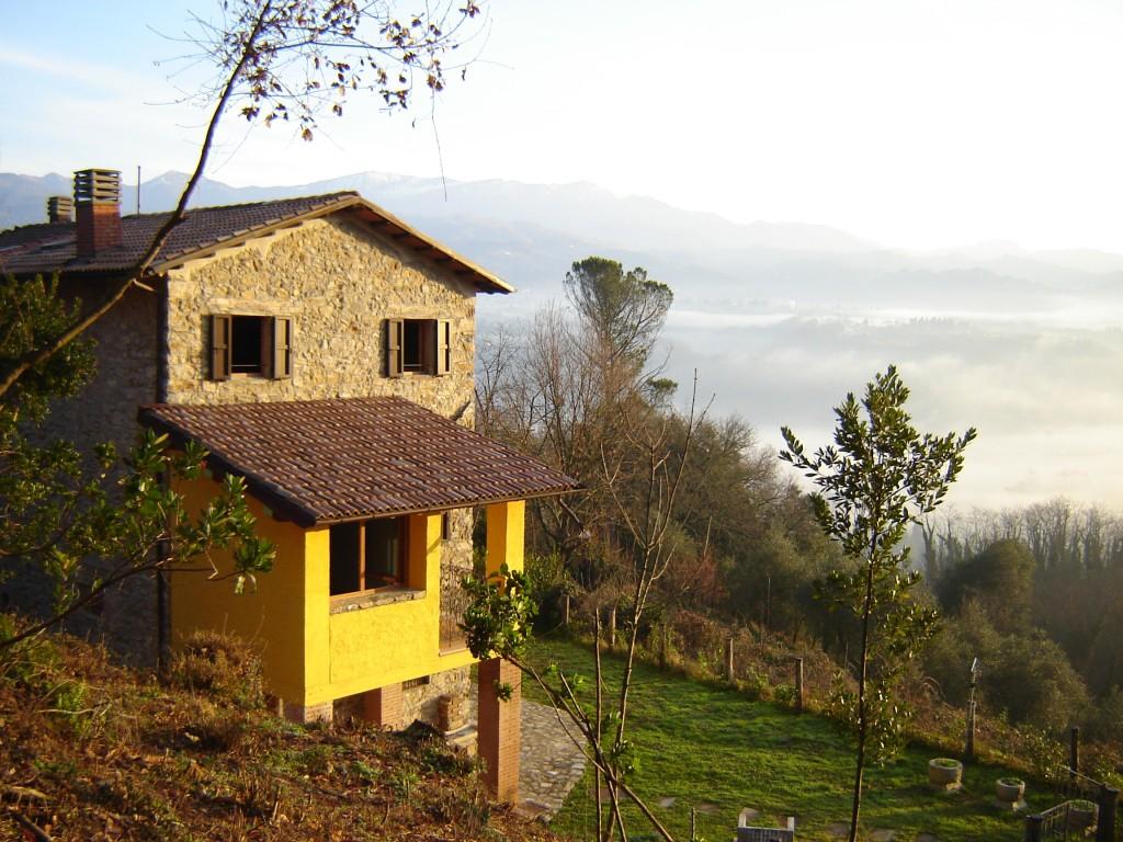 Farmhouse Albatrello - Gallicano