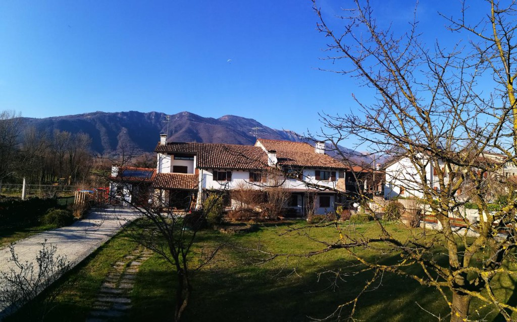 The Paraglider House - Borso del Grappa