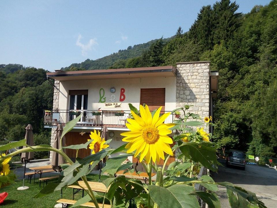 Detached cottage near Lake Como - Ballabio