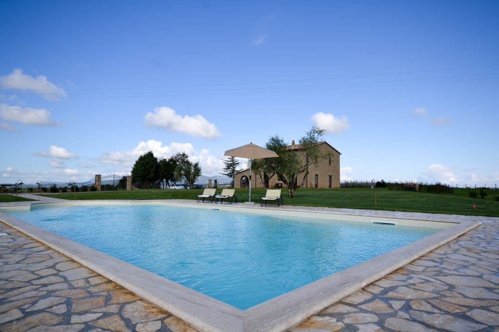 Finely restored farmhouse, equipped with every comfort - Sorano