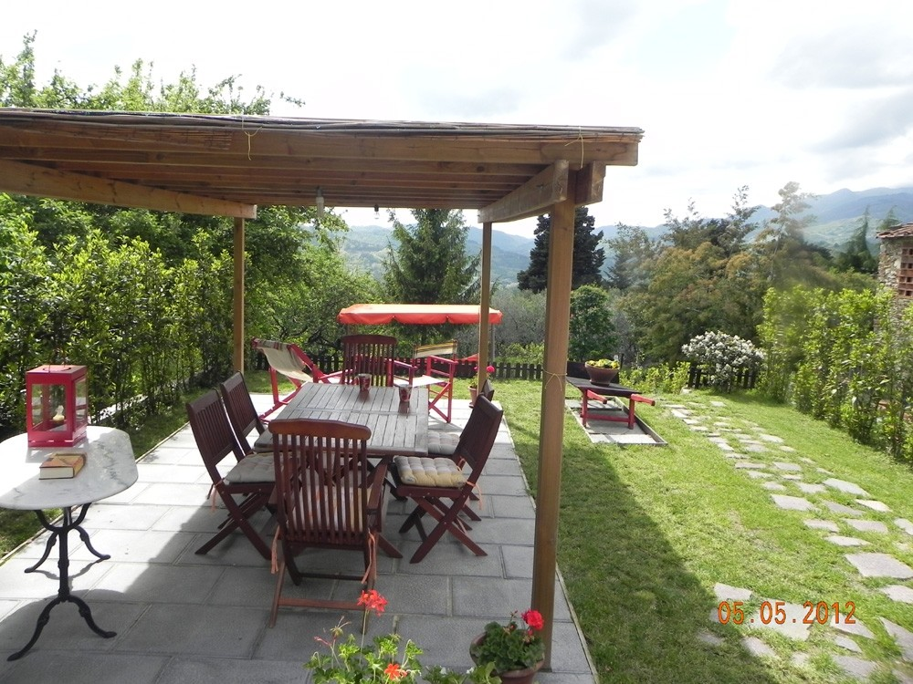 country house on the hills Lucca. wifi. Garden. - Lucca