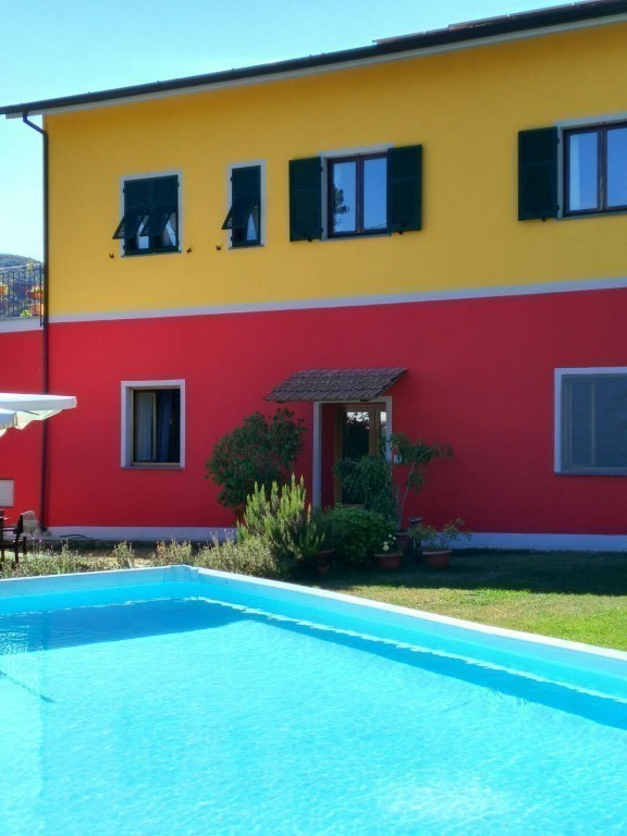 COUNTRY HOUSE ON THE OUTSKIRTS OF CINQUE TERRE  - Riccò del Golfo di Spezia