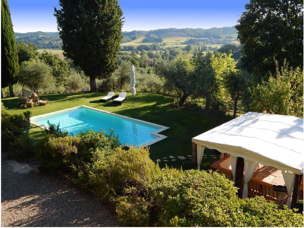 Villa farmhouse with pool and MiniSPA - Cetona