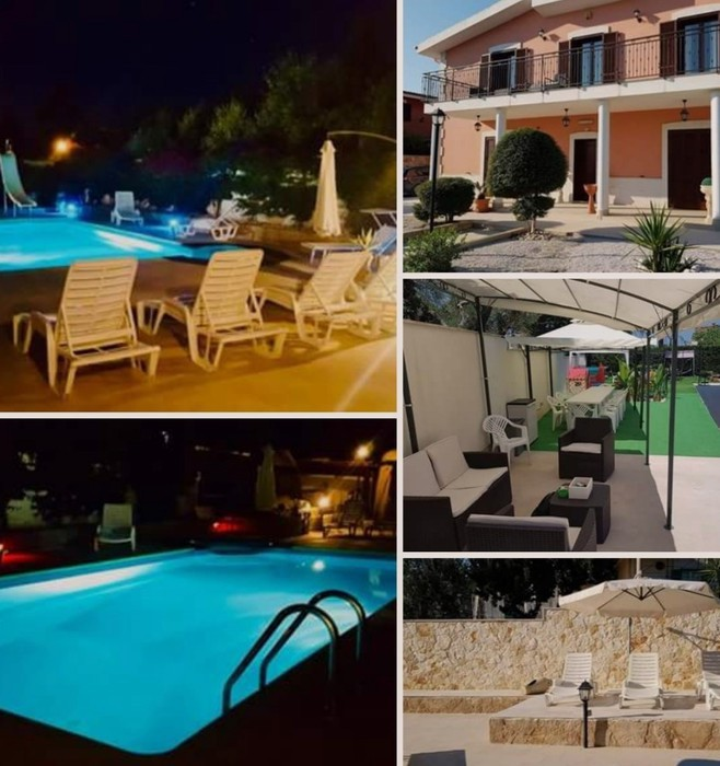 Wonderful villa with swimming pool - Trani