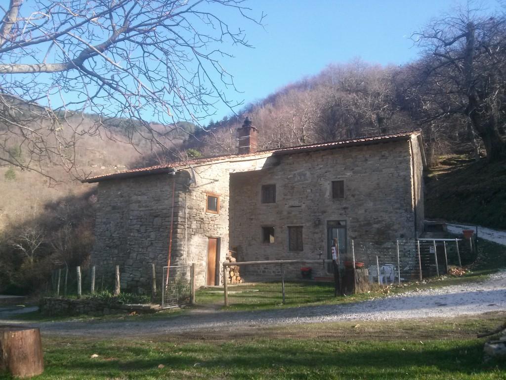 Bauernhaus San Godenzo - San Godenzo