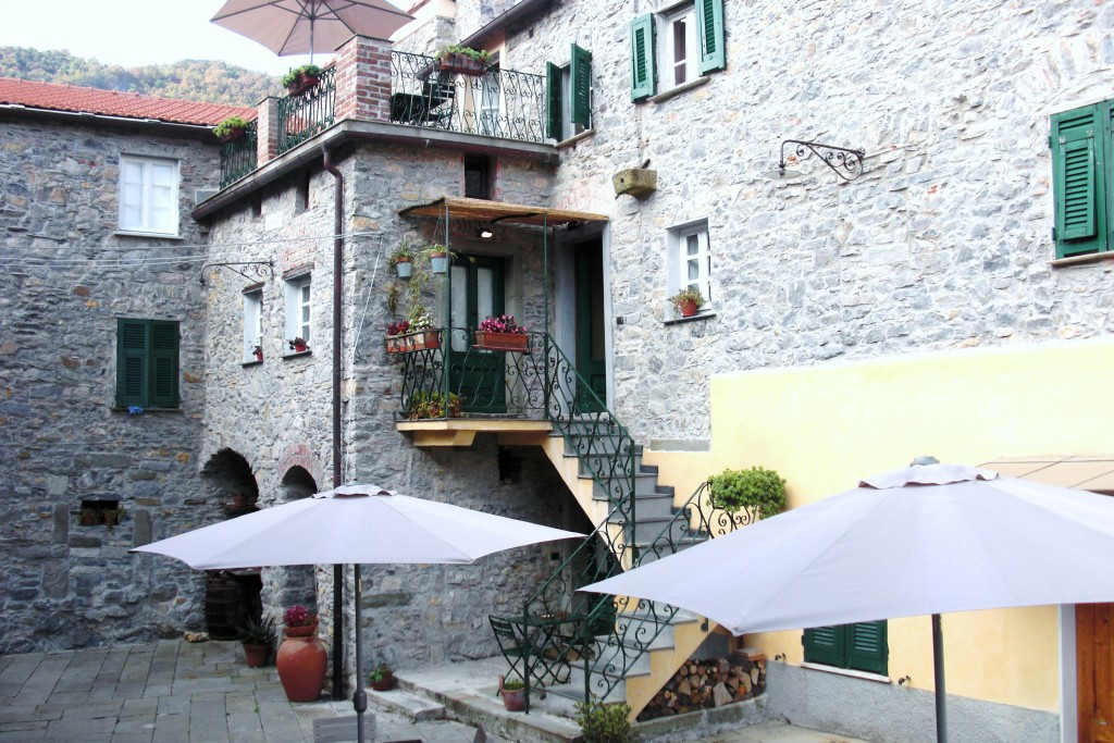 CORTE PAGANINI Holiday House close to the 5Terre - La Spezia