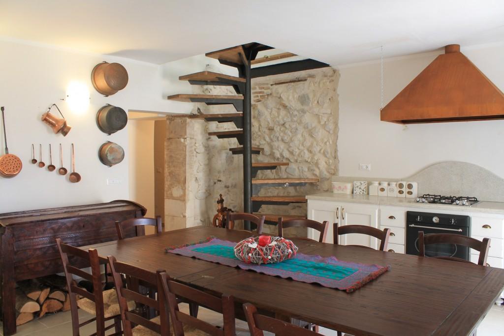 Mountain in abruzzo, a splendid house in the historic centre of the fortified village of Campo di... - Campo di Giove