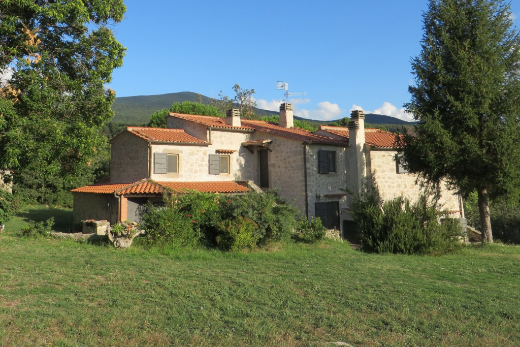 DOMUS BEATA SOLITUDO FARMHOUSE IN VALD'ORCIA MONTE AMIATA - Castel del Piano