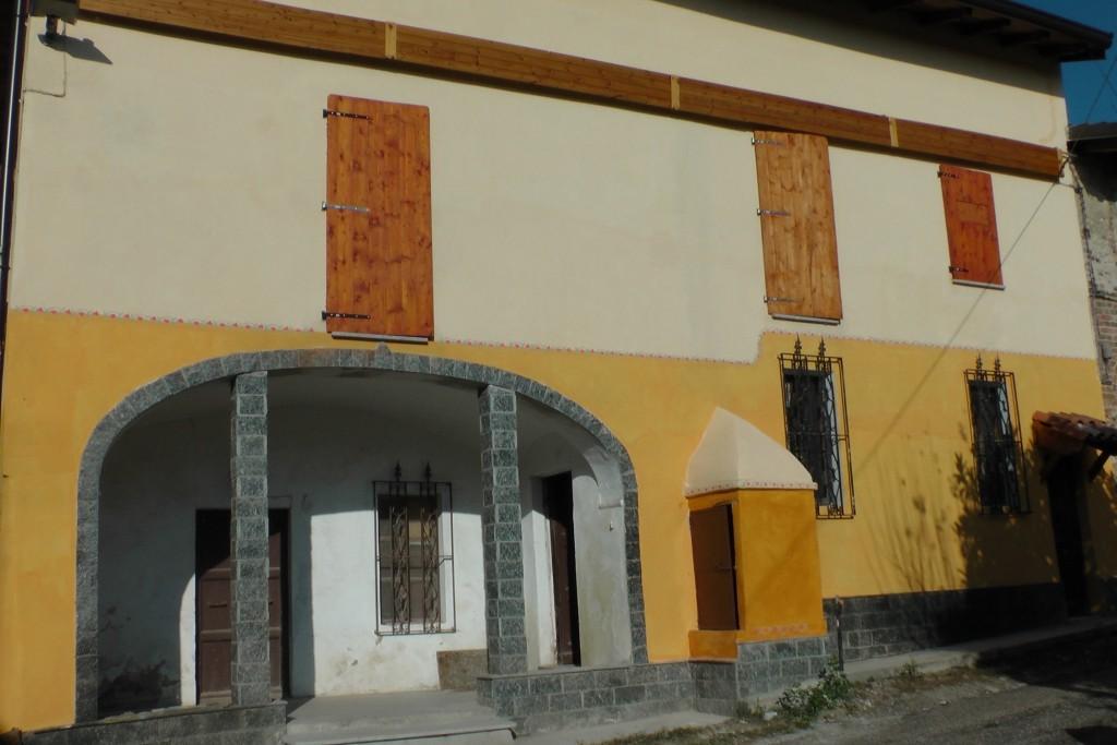 Country/Farmhouse Gabiano - Gabiano