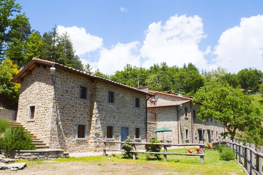 Casa nel Verde (Ginsetra_5+2 P.L.), Parco Nazionale Foreste Casentinesi - Pratovecchio Stia