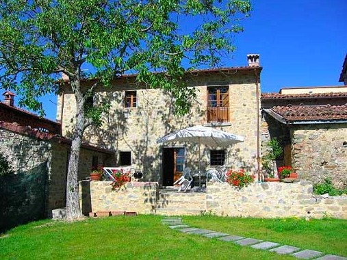 Bauernhaus Villa Collemandina - Villa Collemandina