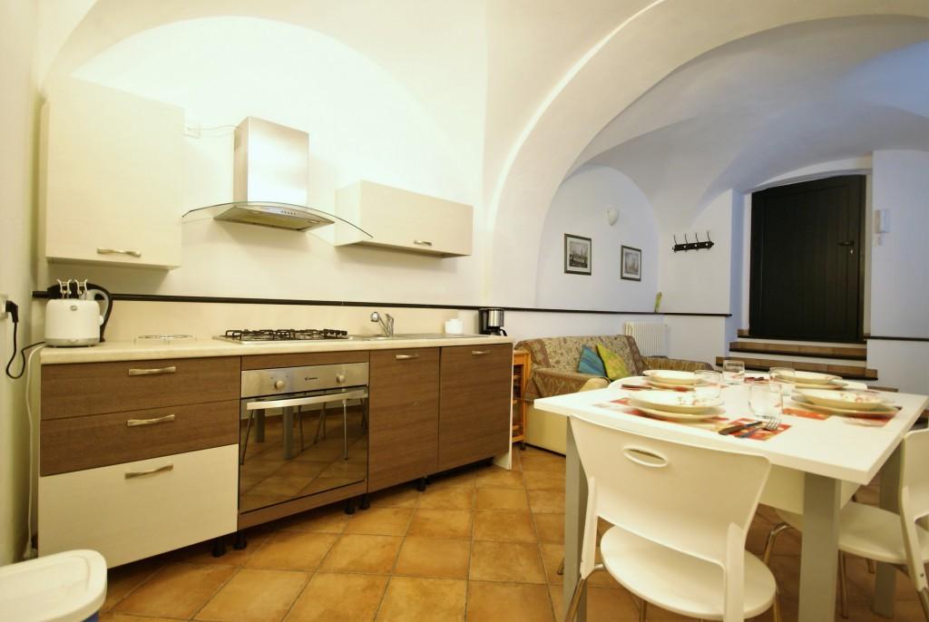 Komfortable Wohnung im charakteristischen ligurischen Dorf - Imperia