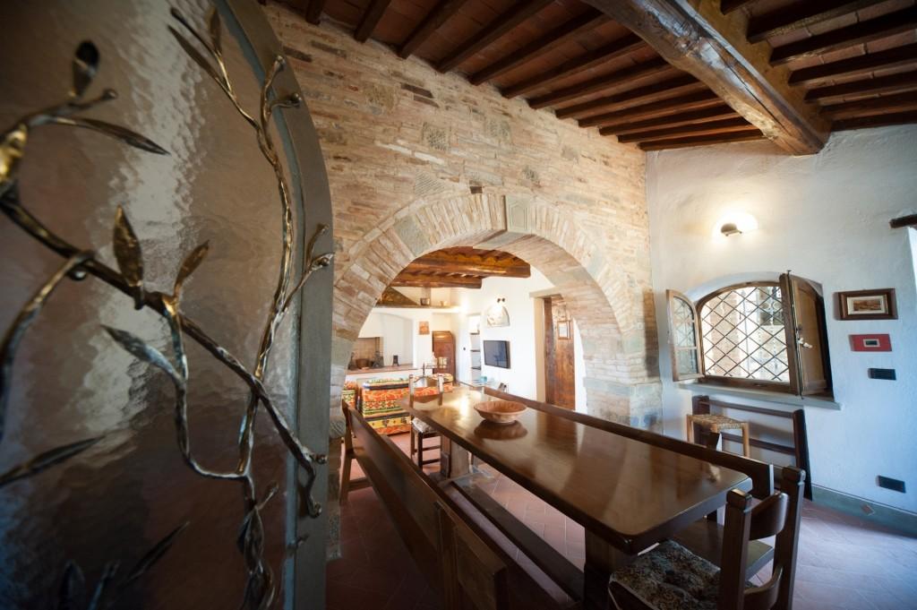 Casale Rosennano con piccolo centro benessere - Castelnuovo Berardenga