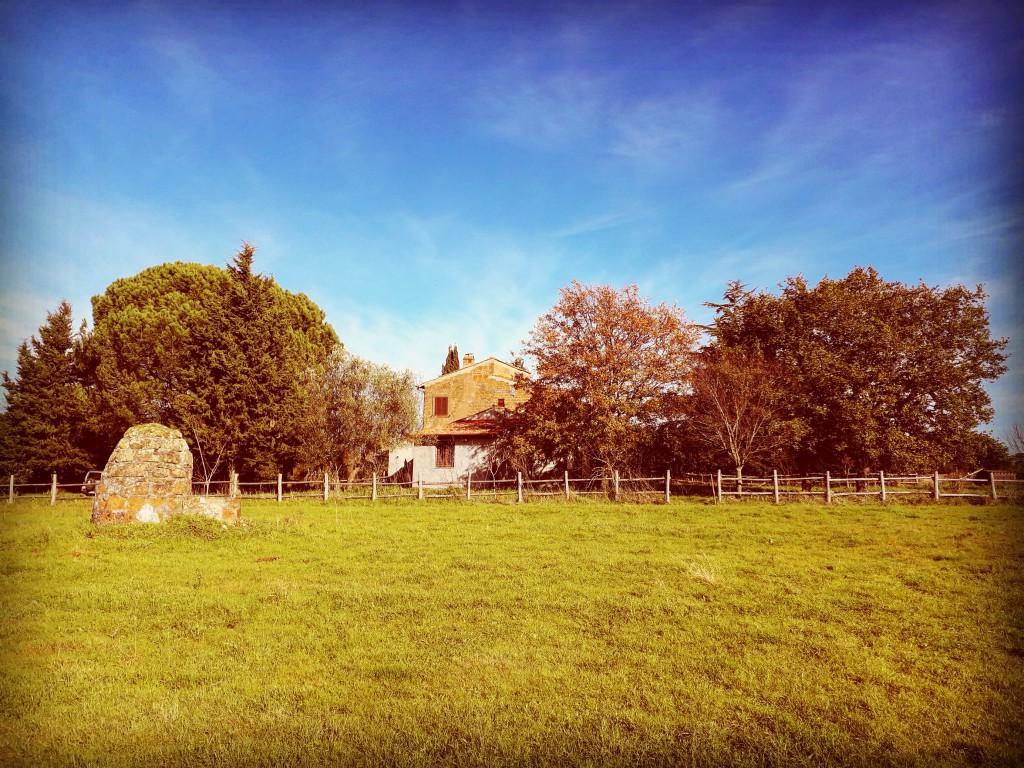 Farmhouse in Maremma Laziale - Blera
