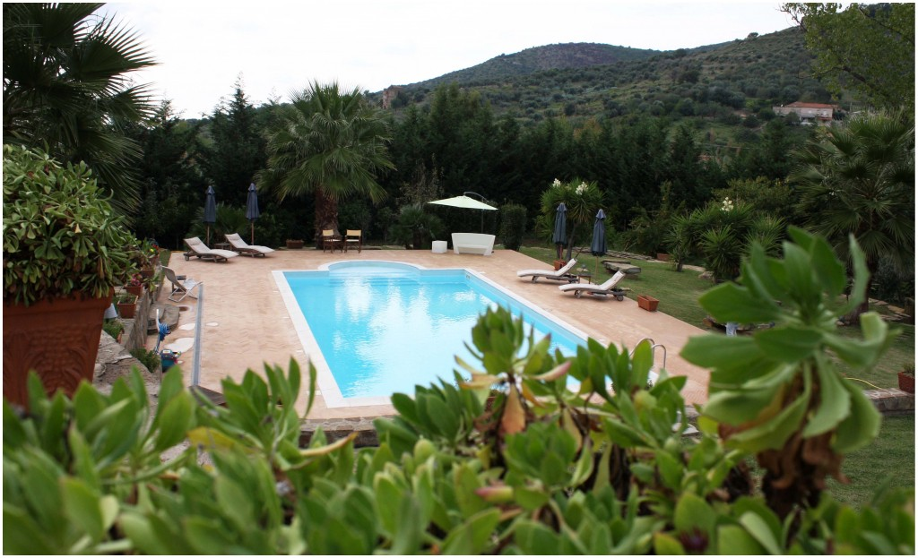 Villa Tresino in Cilento-apartments with swimming pool - Castellabate