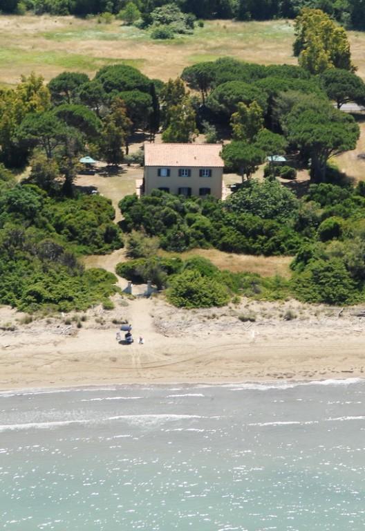 Sprofondati 3- direttamente sulla spiaggia della Giannella  - Orbetello