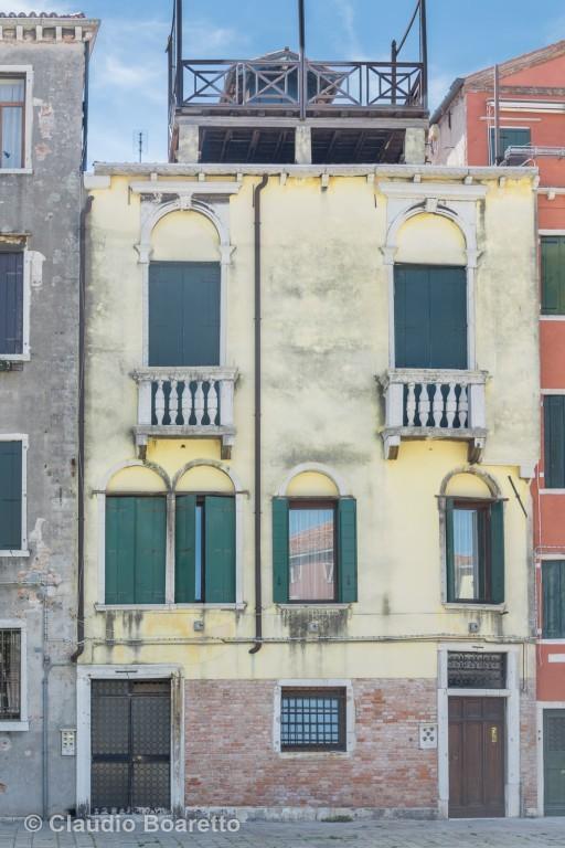 Belle camere veneziane nella Residenza al Pozzo - Venezia