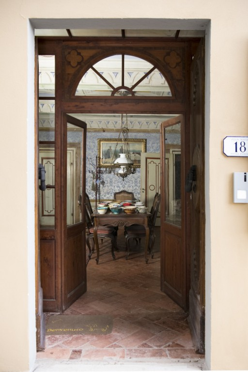 Bed and Breakfast in einer alten Villa in Chianti. - Tavarnelle Val di Pesa