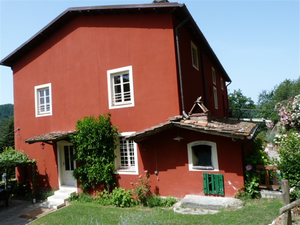 RELAX&PRIVACY IN 1700TH FARMHOUSE-free wifi-private pool - Lucca