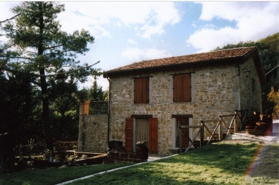 Lovely COUNTRY HOUSE with panoramic view  - Ascoli Piceno