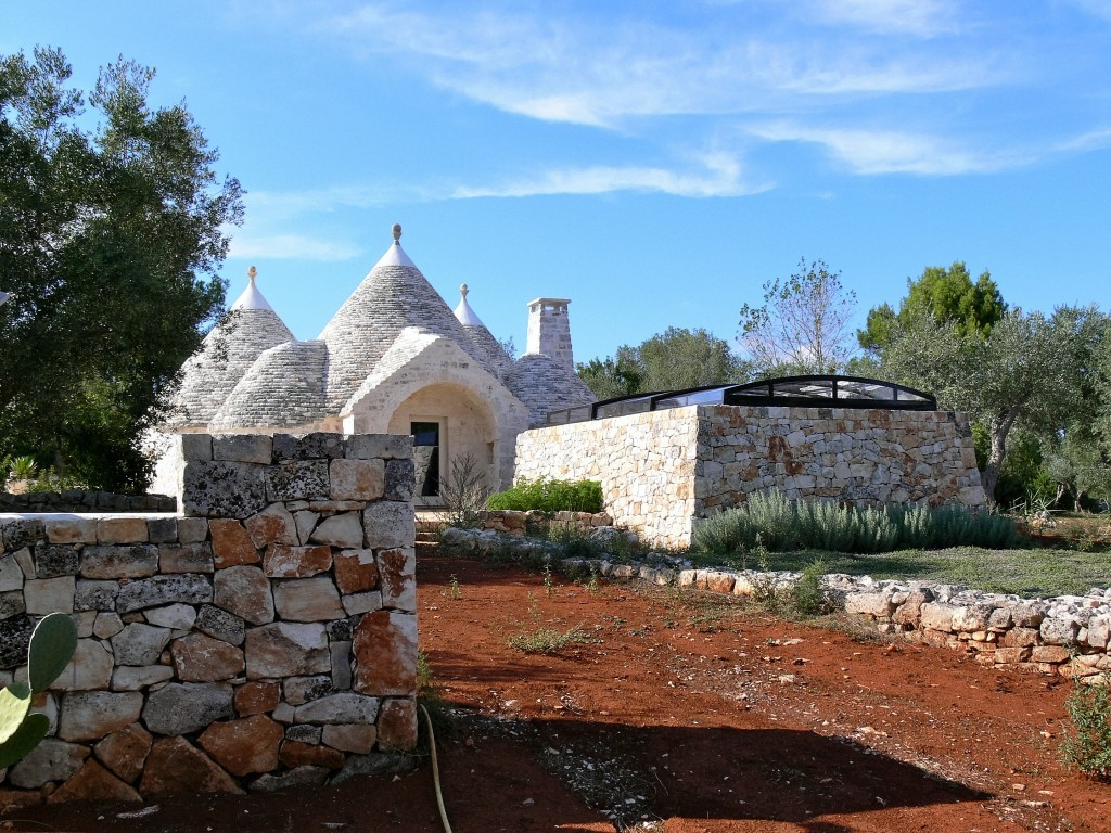 A peaceful oasis in d'Itria valley - Ostuni