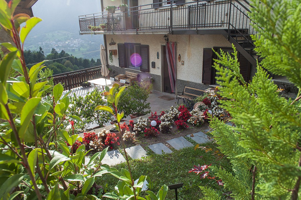 Beautiful Bed and Breakfast surrounded by nature - San Giovanni Bianco