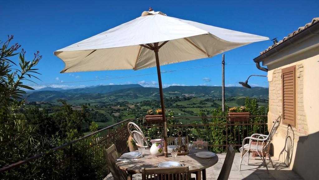 Country/Farmhouse Montefelcino - Montefelcino