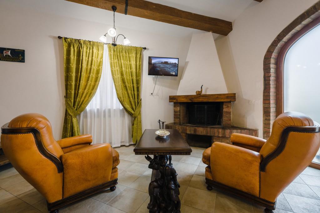 Grazioso appartamento in antico casale - Rapolano Terme