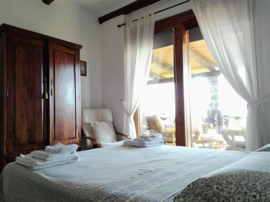 Villetta panoramica e rustica per coppie o famiglie - Ischia