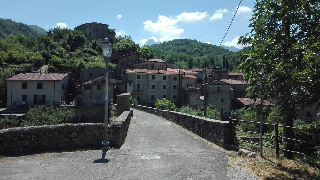 Casa di campagna in stile shabby chic - Casola in Lunigiana