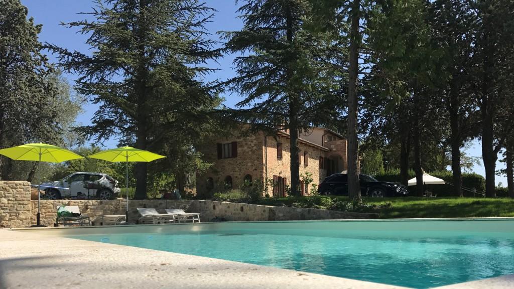 Holiday House Tuscany Poggio Cantarello - Chiusi
