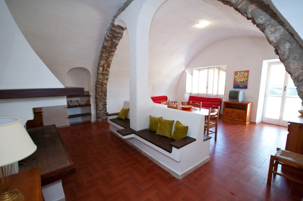 appartamento in casale maremmano a 250 metri dalla spiaggia - Orbetello