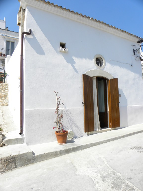 Cosy , panoramic litte townhouse - Mattinata